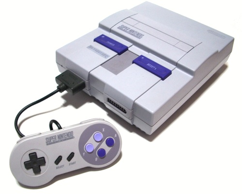 Super Nintendo Mini Classic SNES