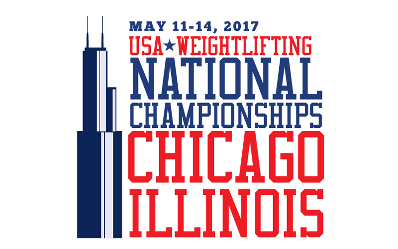 2017 Nike National Championships presented by Rogue Fitness thenerdyweightlifter