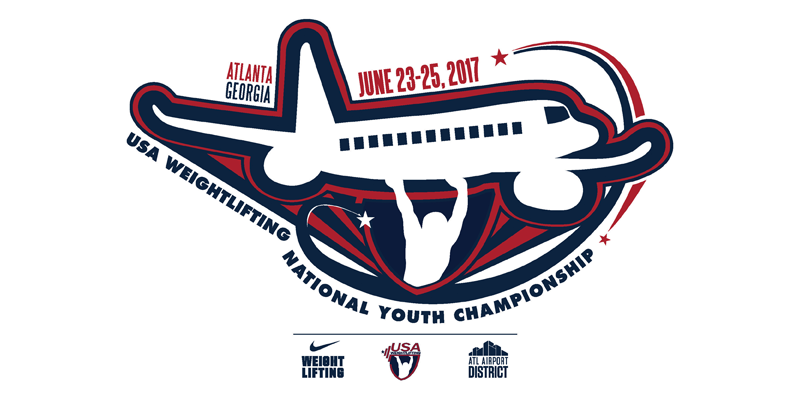 2017 National Youth Weightlifting Championship thenerdyweightlifter