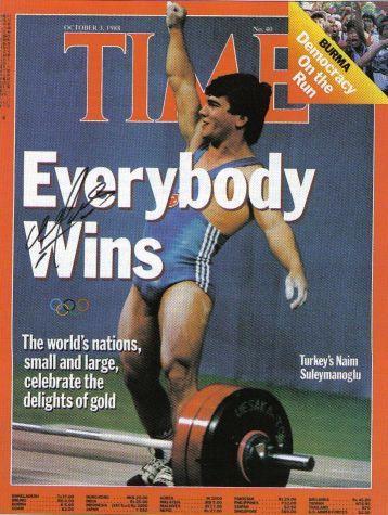 naim suleymanoglu weightlifting thenerdyweightlifter olympics